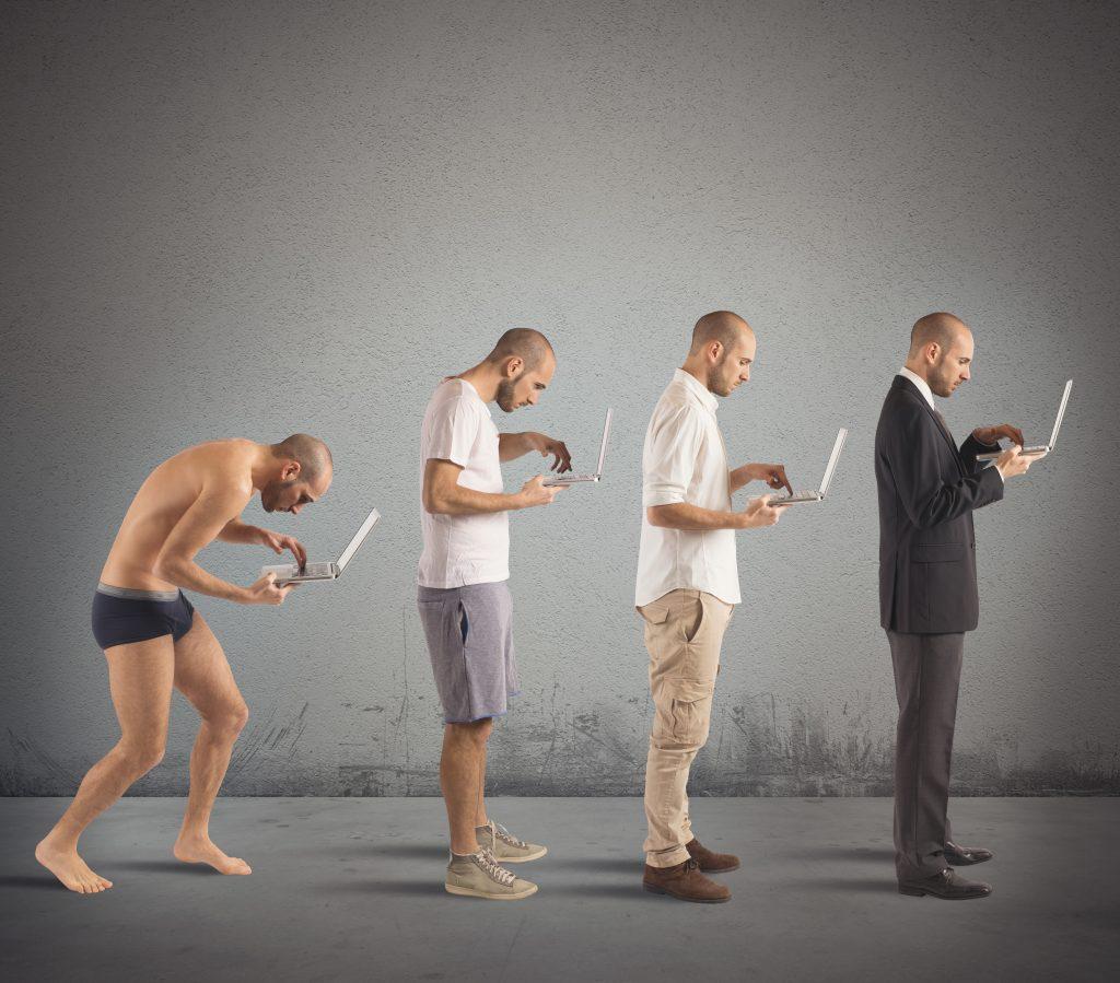 Entrepreneur evolution