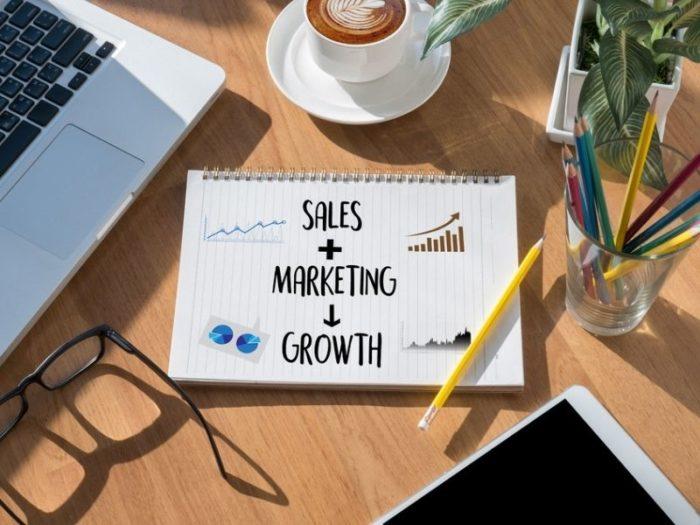 sales marketing growth