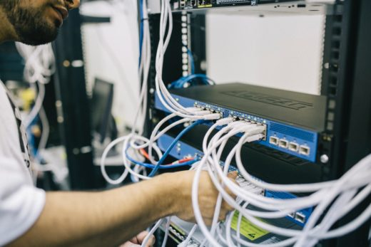 6 Ways to Prevent Fires in Server Rooms
