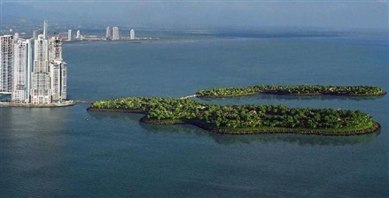 Ambitious Project in Panama The Ocean Reef Islands