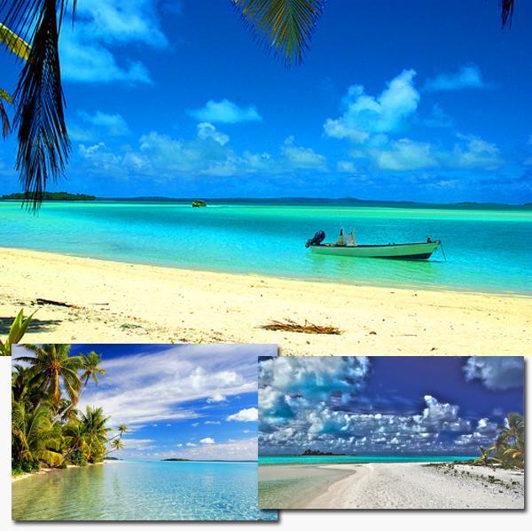 Aroa, Aitutaki, Cook Islands