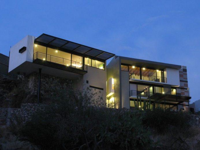 Casa Privada Arboledas by Factor Arquitectura