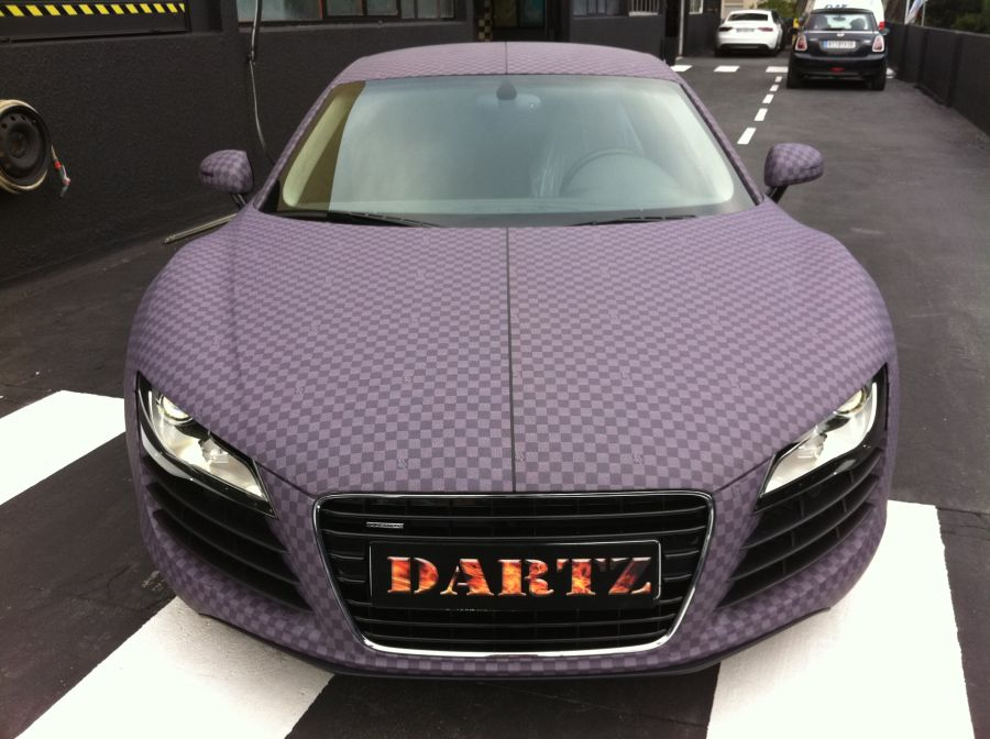 Dartz Chess R8