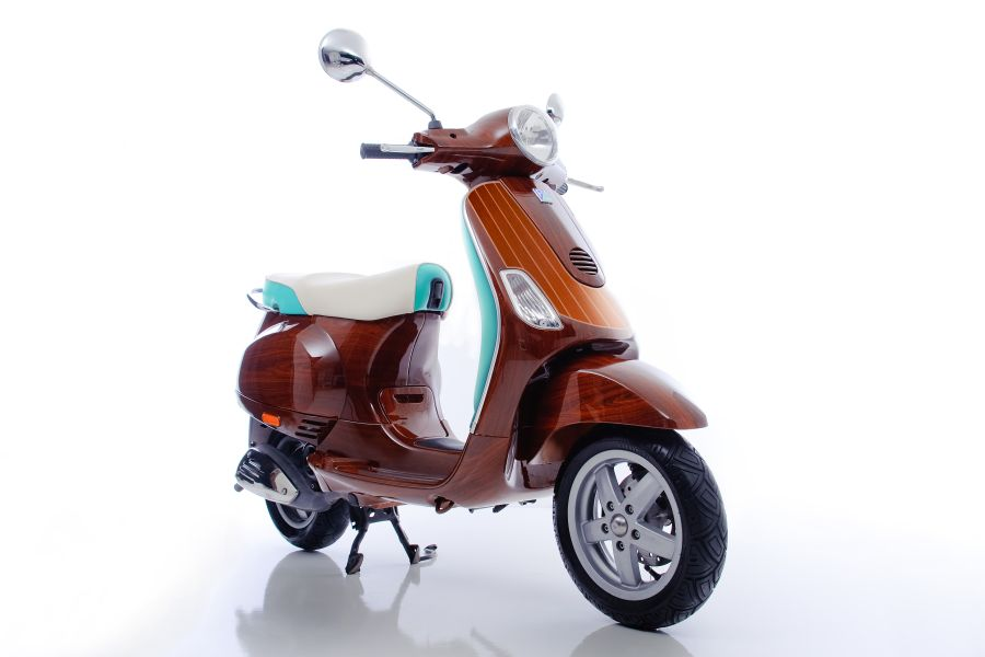 Digital Veneers Limited Edition Tribute Vespa