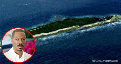 Eddie Murphy Island
