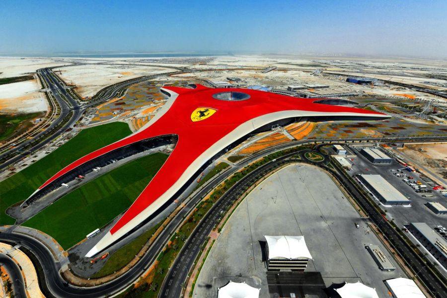 Ferrari World Opens This November!