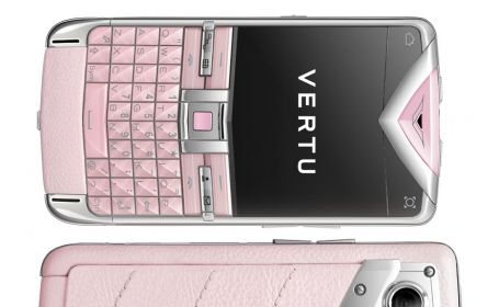 The First Smartphone from Vertu – Beautiful!