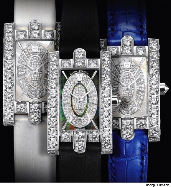 The Mesmerizing Avenue Classic Watches by Harry Winston