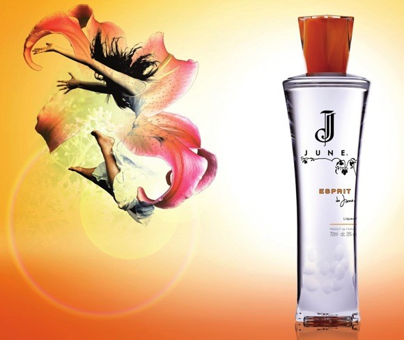 L'Esprit de June Liqueur – Taste the Spring