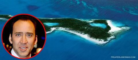 Nicholas Cage Island