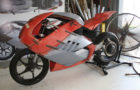 R MOTO One of a kind all electric Superbike for eco riders of tomorrow