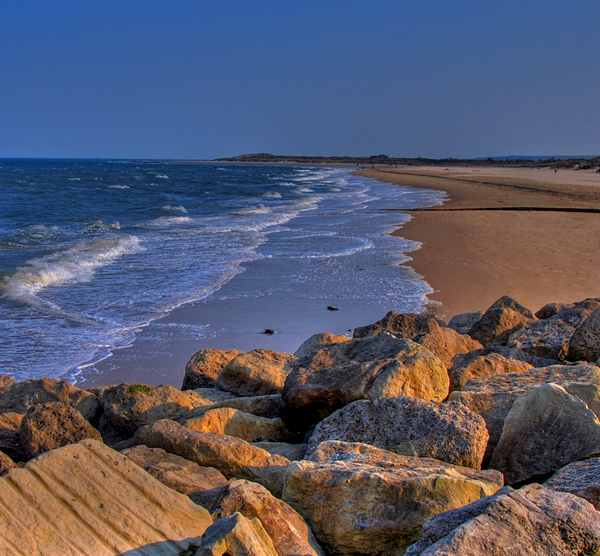 Shell Beach, Isle of Purbeck, Dorset
