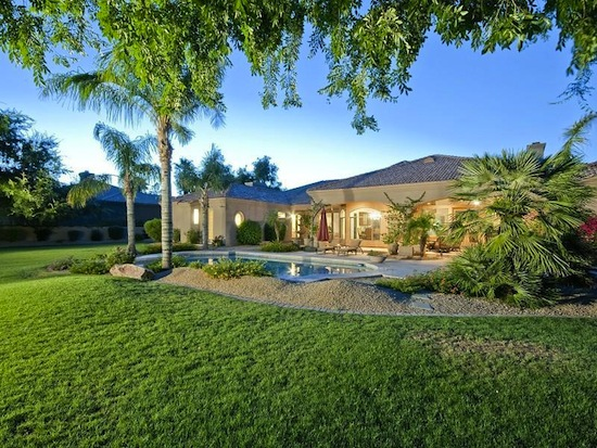 Splendid Luxury Villa in Scottsdale Arizona