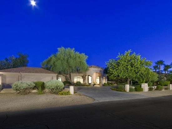 Splendid Luxury Villa in Scottsdale Arizona