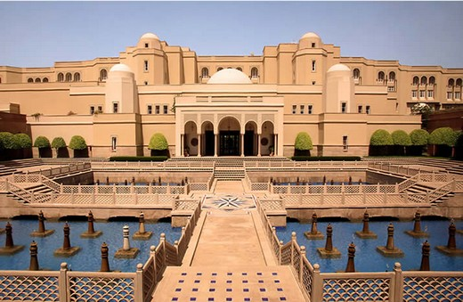 THE OBEROI AMARVILLAS, Agra, India