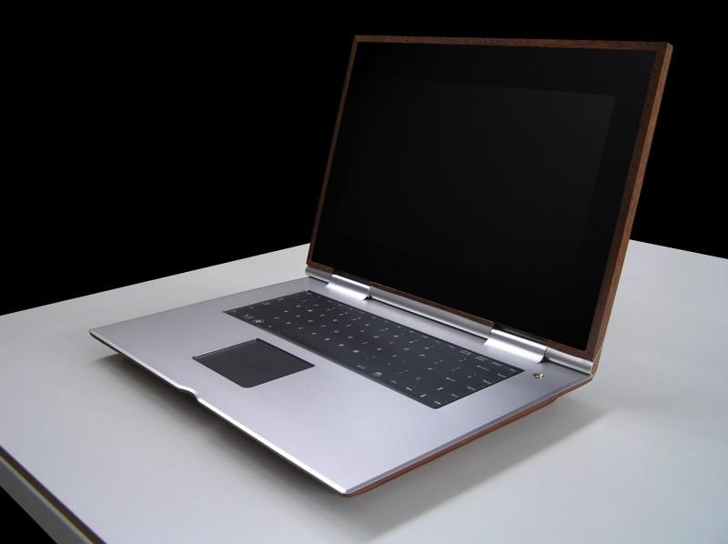The 7225dollars Luxury Laptops from Munk Bogballe