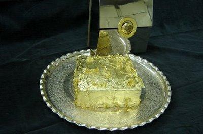 The Sultan's Golden Cake