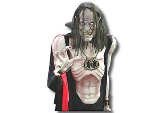 The Vampire Stalkaraund