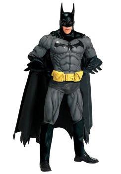 Two Famous Superheroes  Batman and Superman