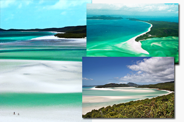 Whiteheave, Withsunday Islands, Australia