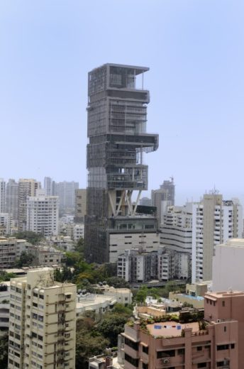 World's Most Expensive House: Antilia