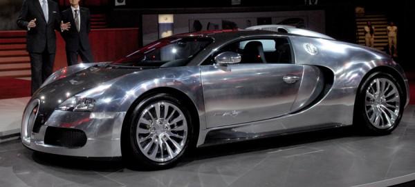 $3.5 Million Bugatti Veyron