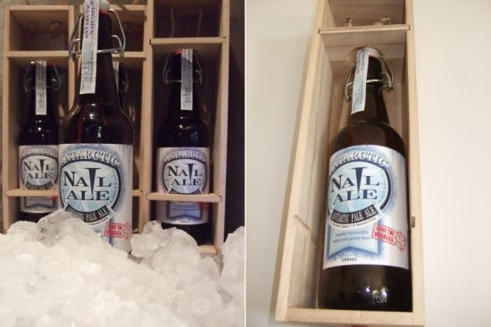 Antarctic Nail Ale is the world's new most expensive beer