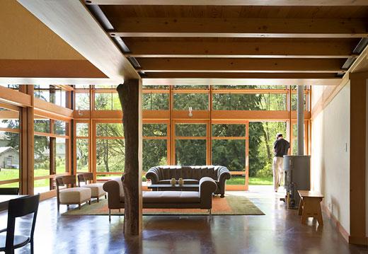 Balance Associates' Garden House