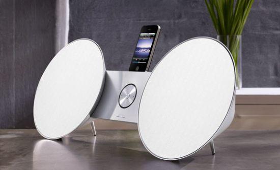 BeoSound 8 Speaker Dock from Bang & Olufsen