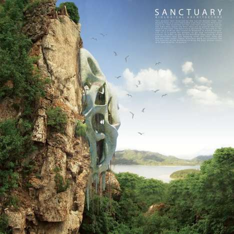 Cliff-Clinging Treehouses