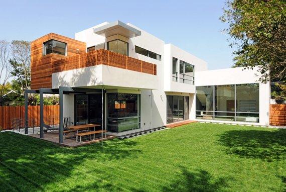 Contemporary House in Palo Alto, California