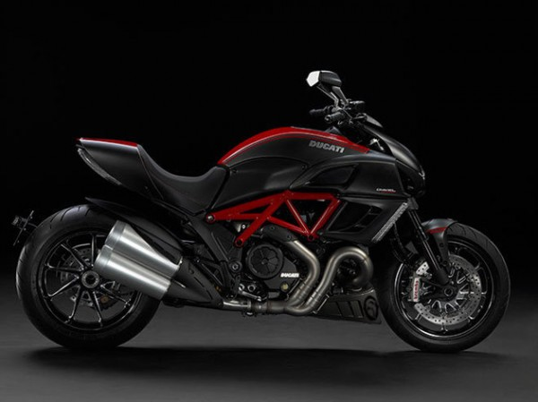 Ducati Unveiled the $20,000 Diavel Motorbike