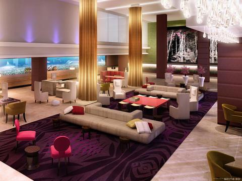 Gansevoort Hotel in Miami