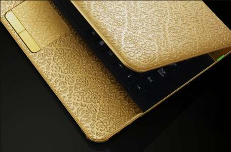 Gold-Etched Electronics