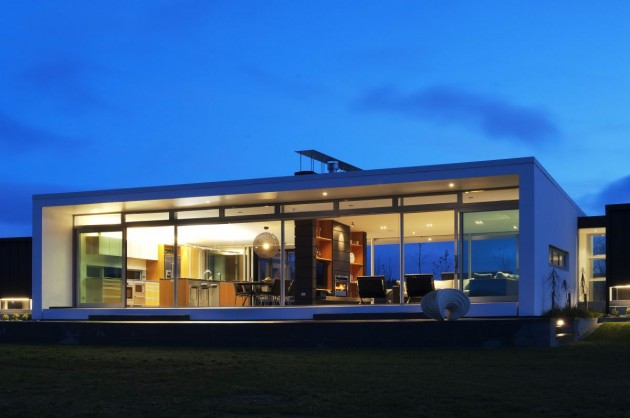 House of the Day Dixon House New Zeeland