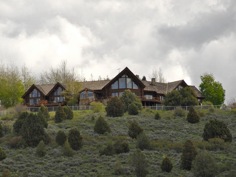 House of the Day Tetonia Estate, Idaho
