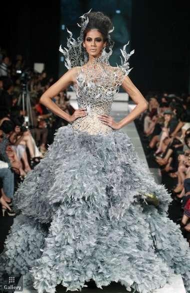 Ice Vixen Couture