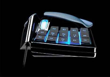 Intense Techy Keyboards
