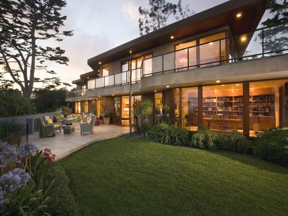 Lovely $24 million House in Santa Barbara