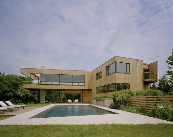 Lovely House in Montauk, by Murdock Young Architects