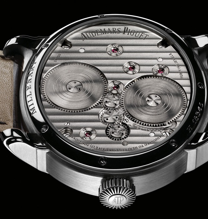 Millenary Minute Repeater by Audemars Piguet