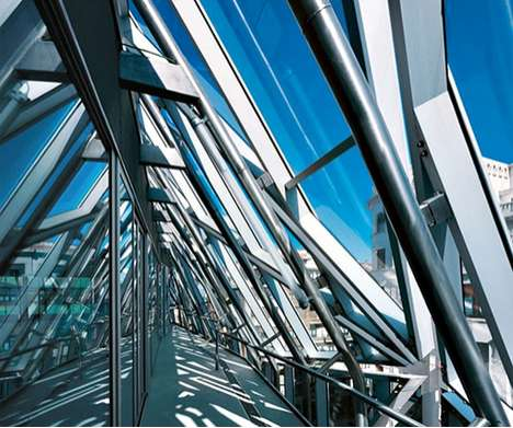 Origami-Inspired Architecture