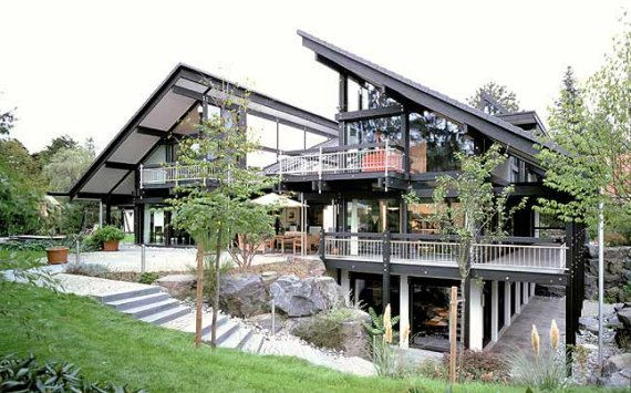Prefab Kit Houses by Huf Haus