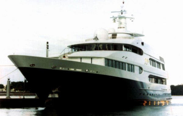 Prince Jefris Tits Mega Yacht and More
