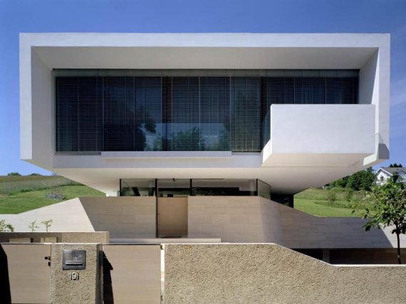 Project A01 Architects Home in Austria