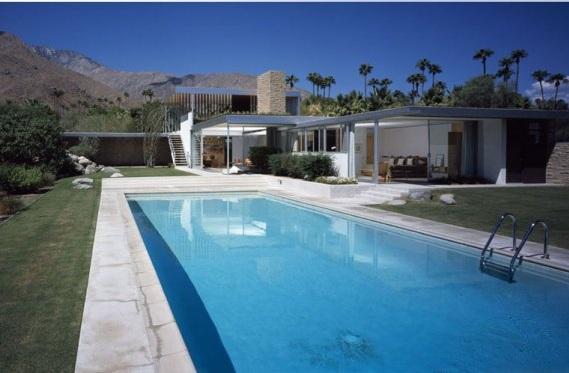 Richard Neutra's Kaufman House