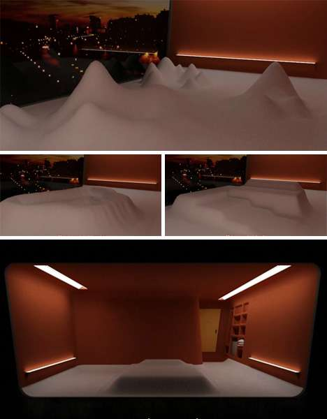 Shape-Shifting Rooms