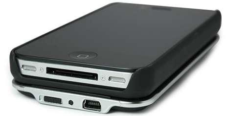 Tactile Sliding iPhones