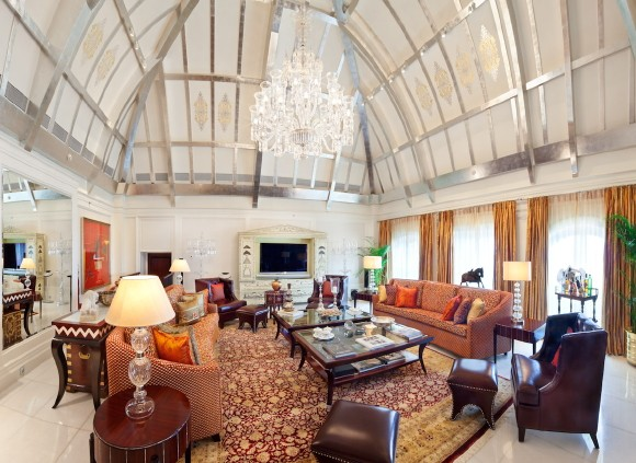 The Amazing Presidential Suite of Taj Mahal Palace Hotel