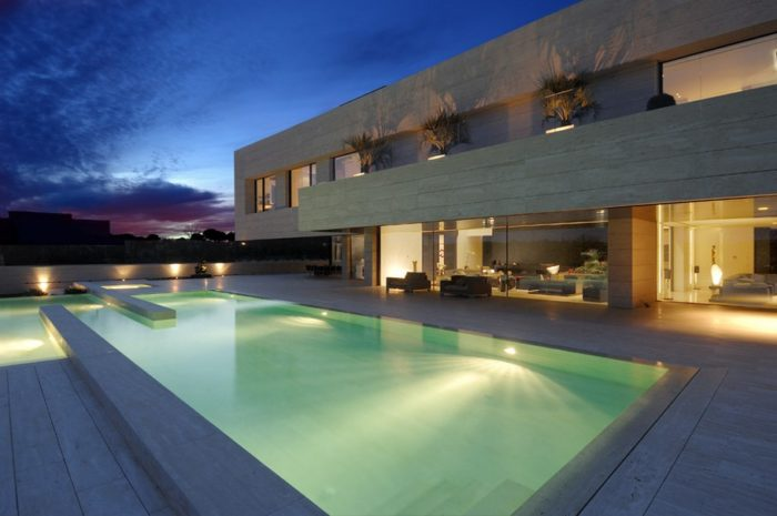 The Vivienda 19 Luxury House by A-cero